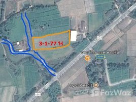 N/A Land for sale in On Tai, Chiang Mai Land in Road No.1317