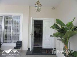 Banteay Meanchey Kampong Svay 4 Bedrooms Villa Twin for Sale in Sen Sok 4 卧室 屋 售