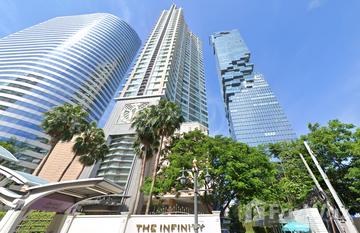 The Infinity in Si Lom, Bangkok