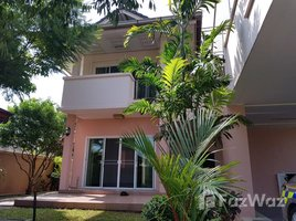 4 Bedrooms House for sale in Si Kan, Bangkok House 2 Stories for Sale Near Don- Mueng