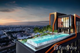 Origin Plug&Play Ramkhamhaeng Triple Station Real Estate Development in , Bangkok