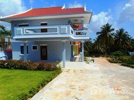 3 Bedrooms Villa for rent in Bei, Preah Sihanouk Other-KH-23107