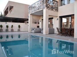 Marrakech Tensift Al Haouz Na Menara Gueliz Belle villa moderne sur golf à Marrakech 4 卧室 屋 租