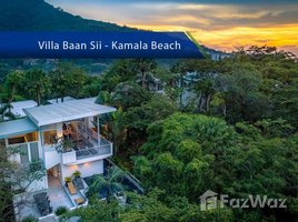 6 Bedrooms Property for sale in Kamala, Phuket The Coolwater Villas