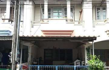 Pratthana Housing 3 in Huai Kapi, Pattaya