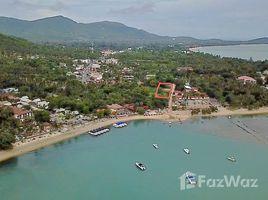 N/A ที่ดิน ขาย ใน แม่น้ำ, เกาะสมุย Beachside Land For Sale Bophut 2.7 Rai