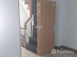 4 Bedrooms House for sale in An Lac, Ho Chi Minh City Nhà phố mới xây dựng 3.5 tấm đường An Dương Vương, P.16, Q.8, giá chỉ 2tỷ150 SHR