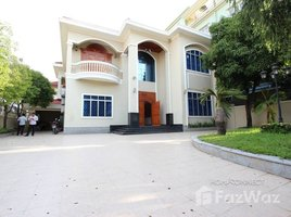 6 Bedrooms Villa for rent in Boeng Kak Ti Pir, Phnom Penh Huge 7 Bedroom 9 Bathroom Villa for Rent in Toul Kork | Phnom Penh