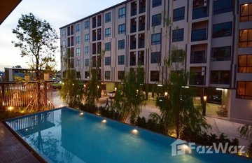 The Living Plus Condo in Map Yang Phon, Rayong