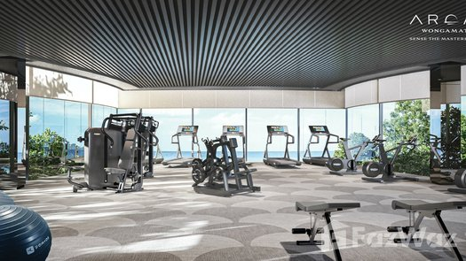 Photos 1 of the Fitnessstudio at AROM WONGAMAT