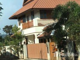 4 Bedrooms Villa for sale in Pa Phai, Chiang Mai Baan Tambon Pa Phai
