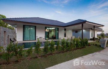 Milpool Villas in Nong Kae, Hua Hin