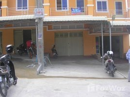 4 Bedrooms Townhouse for rent in Pir, Preah Sihanouk Other-KH-1226
