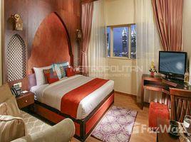 迪拜 First Central Hotel Apartments 1 卧室 住宅 售
