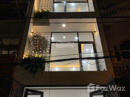 4 Phòng ngủ Nhà mặt tiền bán ở Phường 25, TP.Hồ Chí Minh Bán nhà đường D3, P25, Bình Thạnh DT 4x13,5m CN 59.6m2, 3 tầng giá 11,2 tỷ. Hướng TN +66 (0) 2 508 8780