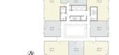 Building Floor Plans of Saladaeng Residences