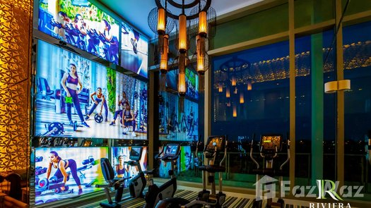 Photos 1 of the Gym commun at The Riviera Jomtien