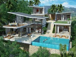 6 Bedrooms Property for sale in Bo Phut, Surat Thani Dove Luxury Villas