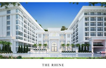The Rhine Condominium Jomtien in Nong Prue, Pattaya