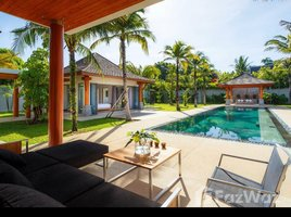 4 Bedrooms Property for rent in Choeng Thale, Phuket Grand Open Plan Private Pool Villa near Bang Tao Beach