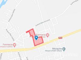 N/A المالك للبيع في NA (Tetouan Al Azhar), Tanger - Tétouan Lot de terrain dans lotissement à Coelma