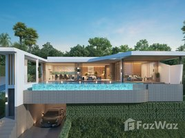 3 Bedrooms Property for sale in Bo Phut, Koh Samui Ocean Skyline