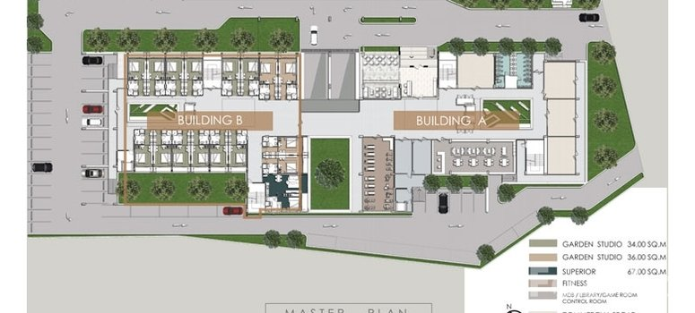 Master Plan of The Star Hill Condo - Photo 1