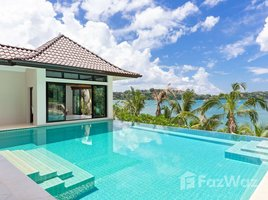 6 Bedrooms Property for rent in Wichit, Phuket Absolutely Beachfront Villa Noble House
