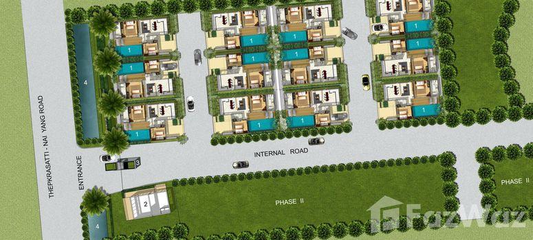 Master Plan of La Ville Nature - Photo 1