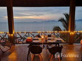 2 Bedrooms House for sale in Maenam, Koh Samui 180 Degree Sea View House for Sale near Bang Po Beach