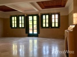 3 chambres Villa a louer à Sidi Bou Ot, Marrakech Tensift Al Haouz Villa à louer à Marrakech