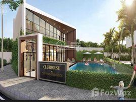 4 Bedrooms Villa for sale in Ben Luc, Long An Bán nhà phố dự án The Pearl Reverside Bến Lức