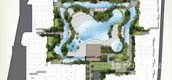 Master Plan of 888 Villas Park