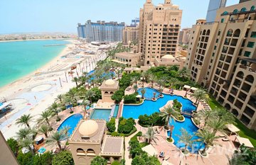 The Fairmont Palm Residence North in Marina Residences, Dubai
