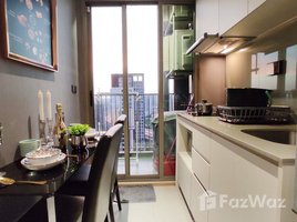 1 Bedroom Condo for rent in Dao Khanong, Bangkok Whizdom Station Ratchada-Thapra