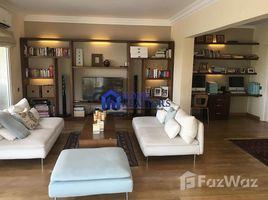 Cairo Furnished Modern Penthouse Rent In Maadi Degla 3 卧室 房产 租