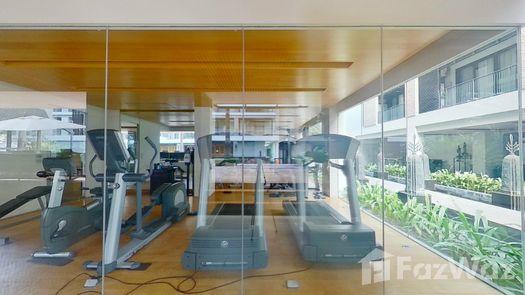 3D Walkthrough of the Communal Gym at Raveevan Suites