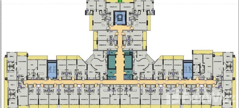 Master Plan of Azizi Plaza - Photo 1