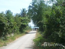 N/A Property for sale in Tham Phannara, Nakhon Si Thammarat Beach Land For Sale Near Thap Sakae