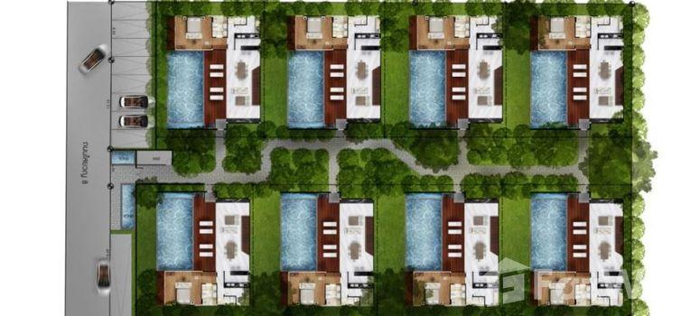 Master Plan of Sunset Garden Villas - Photo 1