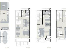 2 Bedrooms Townhouse for sale in Suan Luang, Bangkok Areeya Mandarina Sukhumvit 77