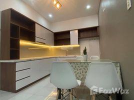 慶和省 Vinh Thai Bán nhà mới 2 mặt tiền ngay trung tâm đường ô tô, Vĩnh Thái đoạn vừa qua cầu Phong Châu 3 卧室 屋 售