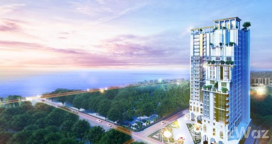 The best investment projects in Pattaya - Empire Tower