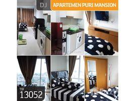 雅加达 Kembangan Puri Mansion 1 卧室 住宅 售