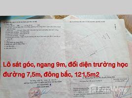 N/A Land for sale in Hoa Hiep Nam, Da Nang Chính chủ bán nhanh lô đất mặt tiền đường Trần Tấn (7m5) chiều ngang đến 9m, sát trường học