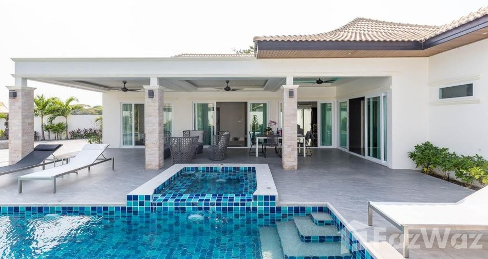 The best investment projects in Hua Hin - Orchid Paradise Homes