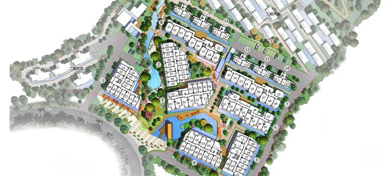 Master Plan of ADM Platinum Bay - Photo 1