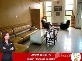 လှိုင်သာယာ, ရန်ကုန်တိုင်းဒေသကြီး 8 Bedroom House for rent in Hlaing, Yangon တွင် 8 အိပ်ခန်းများ အိမ်ခြံမြေ ငှားရန်အတွက်