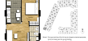 Unit Floor Plans of The Base Uptown