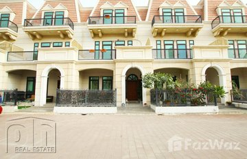 Mulberry Mansion in District 13, Dubai